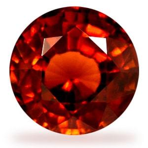GemsNY Hessonite Garnets Pendants