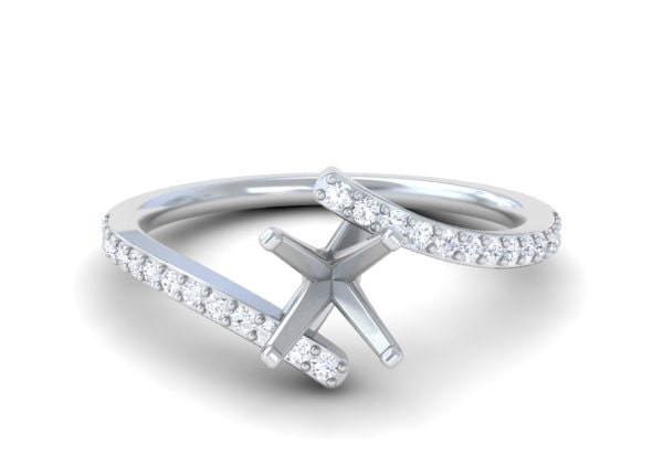 Bypass Diamond Rings - R11329DM