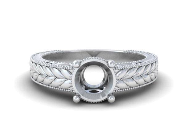 Antique Diamond Rings - R11329DM