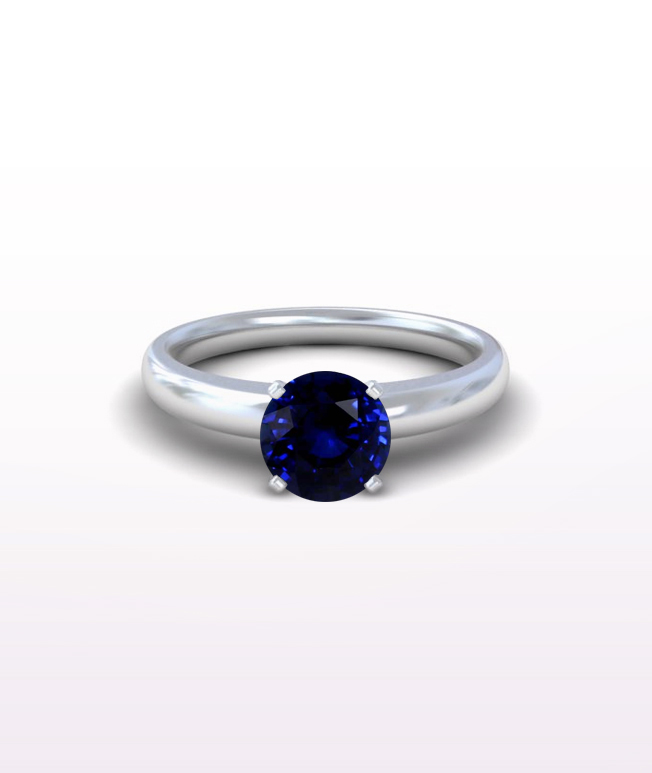 Traditional Solitaire Ring
