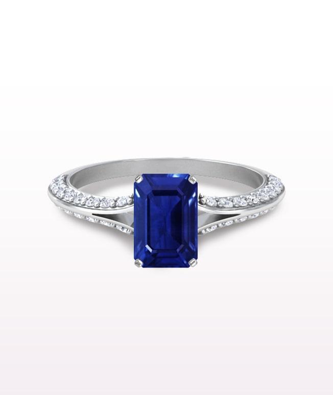 Split Shank Ring