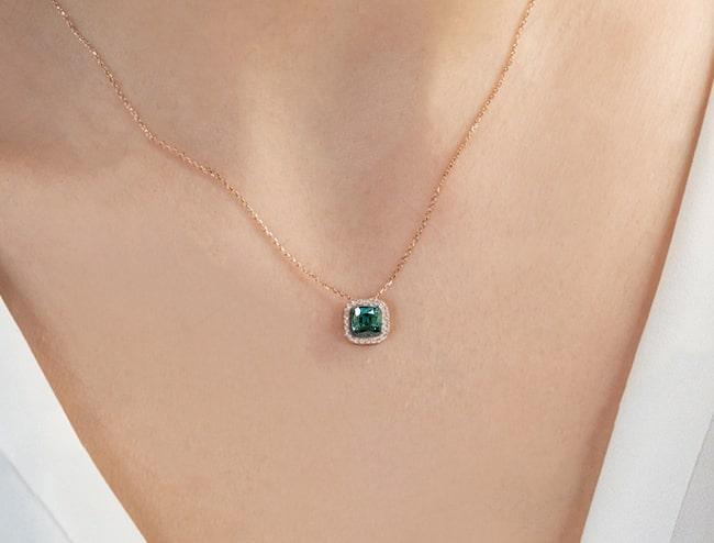 GemsNY Alexandrites Pendants Jewelry