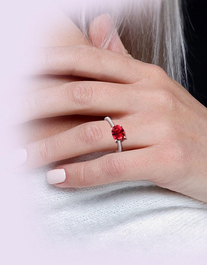 Gemsny Ruby Modal