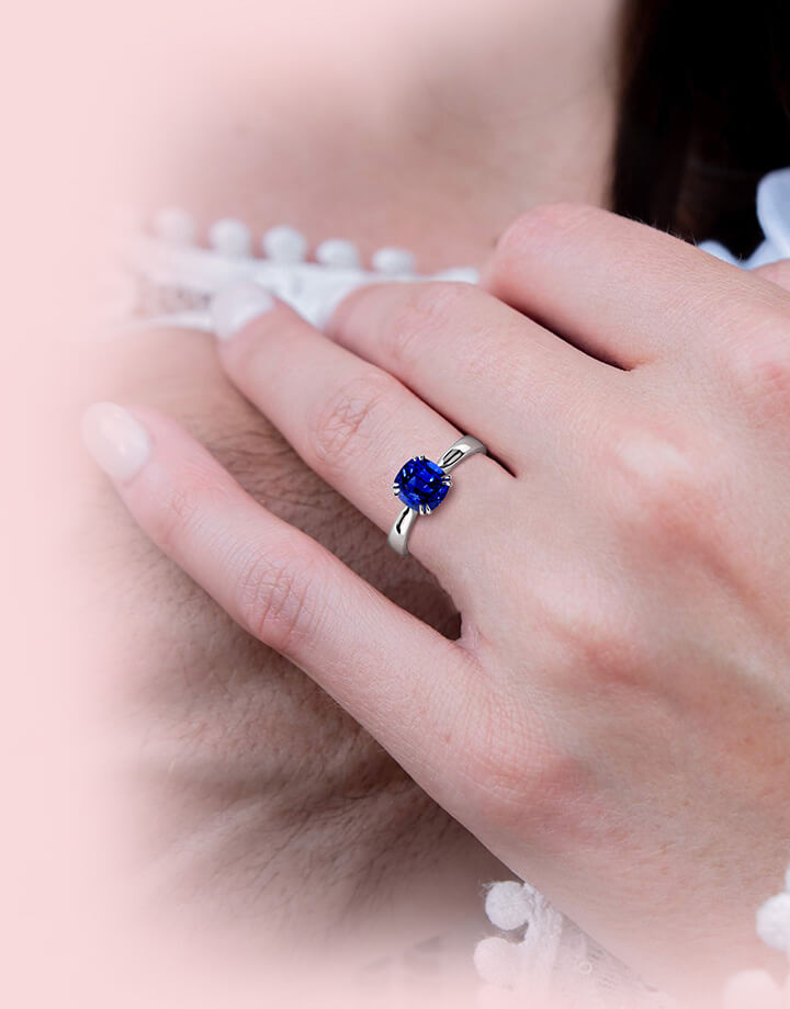 Gemsny Sapphire Modal