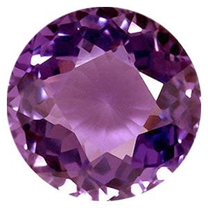 White Purple Rings