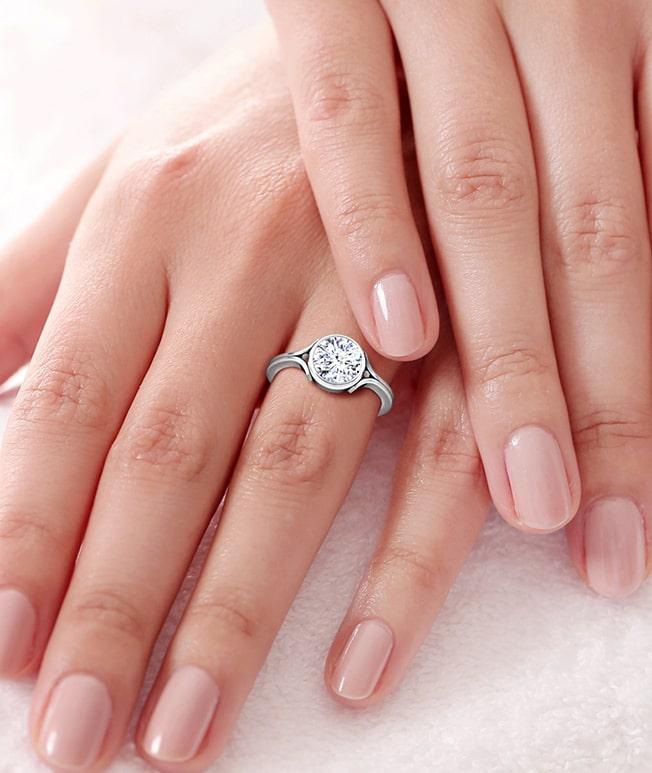 GemsNY Diamond Astrological Rings