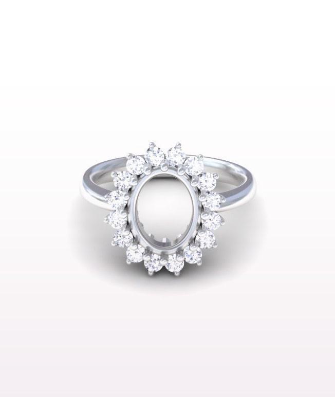 Ruby Princess Diana Replica Rings
