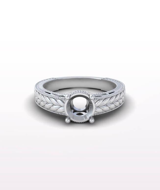 Sapphire Antique Rings