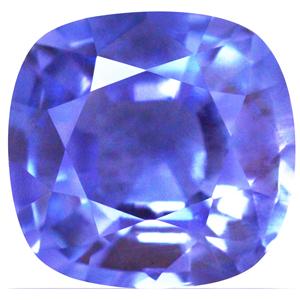 1.28 cts. Blue Sapphire Cushion