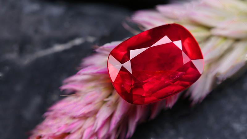 Ruby Birthstone The Gemstone of July