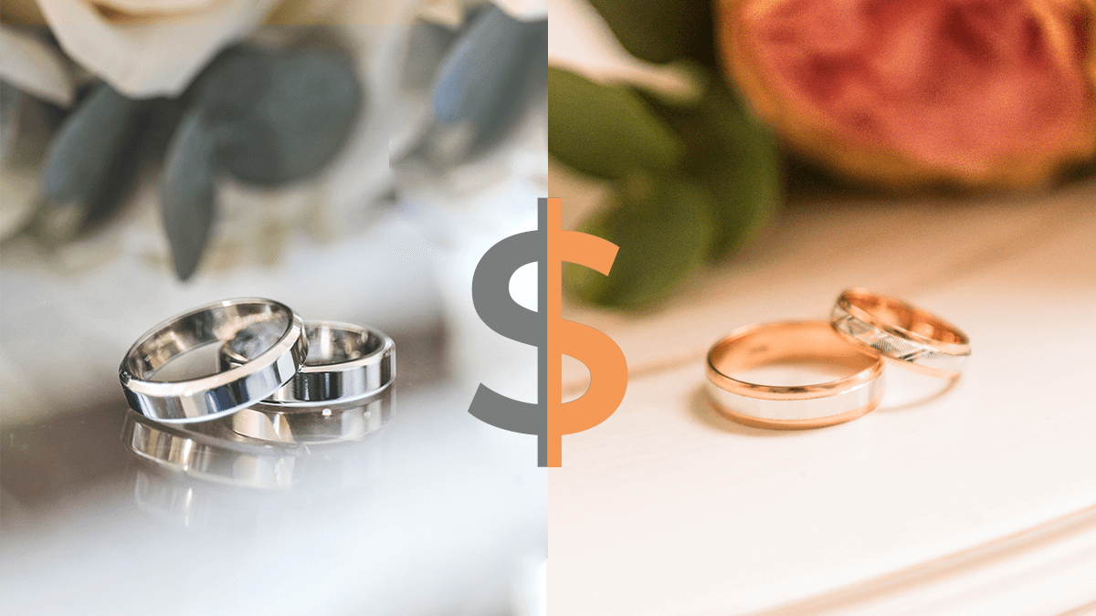 Why Platinum Jewelry is More Expensive than Gold Jewelry?